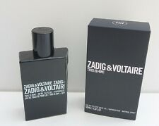 Zadig & Voltaire This is Him! Eau de Toilette Spray, 50ml, Brand New in Box!