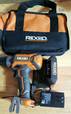 """RIDGID 18V GEN5X 1/2"""" DRILL/ DRIVER COMPACT R860054  with bag, charger"""