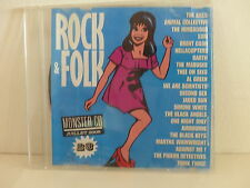 CD Sampler Rock & Folk 23 KILLS HELLACOPTERS AL GREEN AIRBOURNE BLACK KEYS
