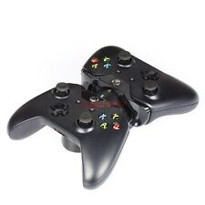 Black Dual Charging Dock Charger Charge Base for Xbox One Controller