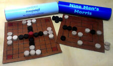 Viking Board Games:  Hnefatafl and Nine Mens Morris