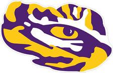 LSU Tiger Eye Large Decal