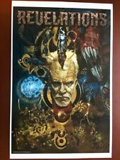 """CALL OF DUTY""""REUELATIONS""""ZOMBIES OP4 ART POSTER.NEW..17 """"X 11""""..BY LAZER."""