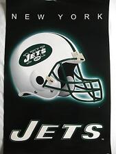 Nfl football américain new york jets team casque poster 86CM x 56CM
