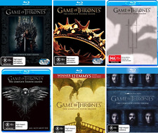 Game Of Thrones 1 - 6 COMPLETE Season 1, 2, 3, 4, 5 & 6 : NEW Blu-Ray