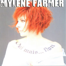 Mylène Farmer CD Single Oui Mais... Non - France (M/M - Scellé / Sealed)