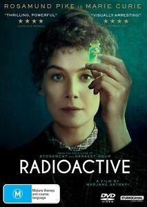 Radioactive : NEW DVD