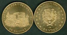 1 EURO TEMPORAIRE DES VILLES DE BEYNES 1996  ETAT  NEUF