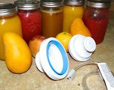 NEW FoodSaver Vacuum Sealer FCARWJAH-000 Wide-Mouth Jar Kit with Regular Sealer