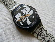 1998 Swatch Watch Standard Tiempo de Reir GB185