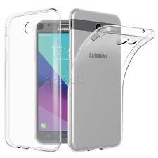 Flexible Ultra Slim Clear Soft TPU Case Cover for Samsung Galaxy J7 V SM-J727V
