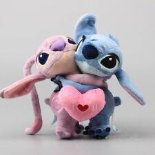 Lilo & Stitch Angel Plüsch Plüschtier Spielzeug Stofftier Puppe Kuscheltier Toy