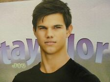Taylor Lautner, Pretty Little Liars, Double Full Page Pinup