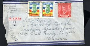 Ebay  0666    El Salvador lovely airmail cover can be rare just for one Dollar