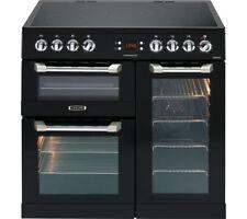 Leisure CS90C530K Cuisinemaster Electric Range Cooker 90cm-Black