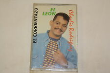 Charlie Rodrigues El Leon el corrientazo(Audio Cassette Sealed)