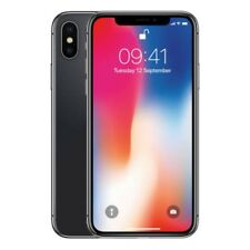 APPLE IPHONE X 256GB + 3GB RAM TELEFONO MOVIL LIBRE SMARTPHONE GRIS ESPACIAL 4G