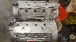 2005 Lincoln Aviator Valve Covers and #4