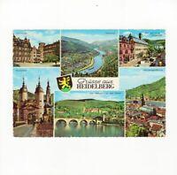 AK Ansichtskarte Heidelberg - 1968