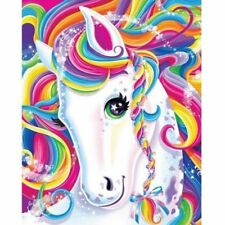 Rainbow Unicorn Full Drill 5D Diamond Painting Horse Cross Stitch Kit Diy Carft