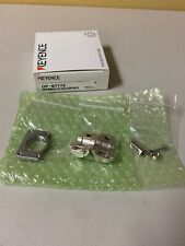 KEYENCE OP-87772 ADJUSTABLE BRACKET - NEW SHOP INVENTORY - FREE SHIPPING