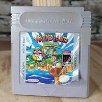 Wario Land Super Mario Land 3 Authentic & tested  Nintendo Game Boy