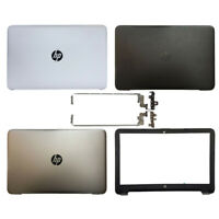 For HP 15-AF 15-AC 15-AY 250 G4 255 256 G4 LCD back cover & Front Bezel & hinges