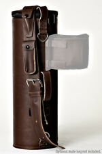 Genuine Single Outlaw Loredo (Brown Leather) Trumpet Case NEW! Ships Fast!