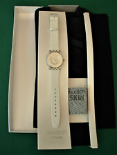 SWATCH SPECIAL SKIN LUSTROUS BLISS-SFZ106PACK-2004 WITH 174 REAL DIAMOND-LIM.ED.
