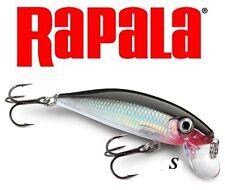 RAPALA MINNOW CRANK  X-RAP COUNTDOWN  5cm/4gr COLORE S IL TOP!!!! NOVITA'..