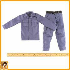 SWAT Takeshi Yamada - Blue Uniform - 1/6 Scale - DID Action Figures