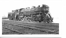 S903 RP 1941 GRAND TRUNK RAILROAD TRAIN ENGINE #3408 PORTLAND ME