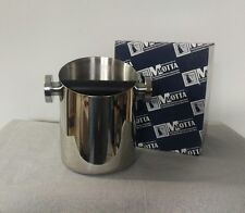 Motta 7750 Knock Box Stainless Espresso Coffee Gear 4.15 Inch New