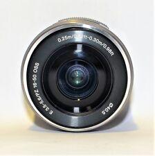 REDUCED Sony SELP1650 E 16-50mm 3.5-5.6/PZ OSS Camera Lens 0.25m-0.30m #1476