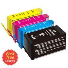HP 902 902XL Black Color Ink Printer OfficeJet 6951 6962 Pro 6968 6974 6976 6979