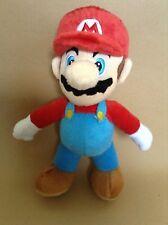 Super Mario Peluche Teddy-Mario Jouet Doux-taille 20 cm neuf & étiqueté