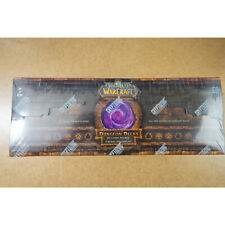 World of Warcraft - WoW TCG - Dungeon Deck Display - Brand New And Sealed!
