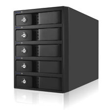 40TB Mobius 5-Bay FireWire 800, eSATA, USB 3.0 RAID Hard Drive Array