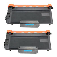 2PK Compatible for Brother TN850 MFC-6800DW MFC-L5700DW MFC-L5800DW MFC-L5900DW