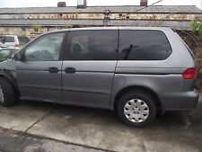 1999-2001 HONDA-ODYSSEY TRUNK INNER TAIL LIGHT ASSEMBLY LEFT-DRIVER-SIDE - A522