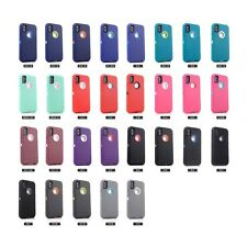 For Apple iPhone 6S/ 7 Plus Shockproof Hard Case Cover (Fits Otterbox Belt Clip)