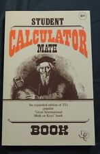 Student Calculator Math published by Texas Instrument