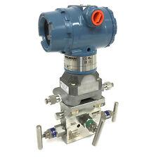 Pressure Transmitter 3051CD1A22A1BM5D4S6Q4 Rosemount 0304RT32B13 C30403-1220-000
