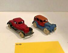 New ListingVintage Toys Wilkins Kenton Hubley, 2 Kilgore Take Apart Cars, Cast Iron