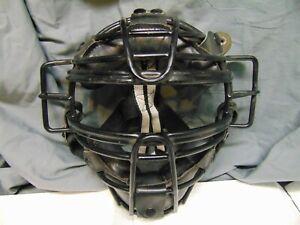MacGregor Baseball  softball Catchers Mask B-27 full size adjustable fits adults