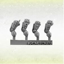 Legion Energiefaust li Legionary Power Gloves Left Arms (4) Bitz Kromlech Resin