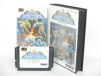FIGHTING MASTERS Item Ref/bcb Mega Drive Sega Japan Game md