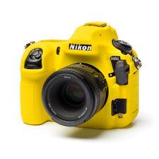 Easycover Pro Funda de silicona para Cámara reforzada Nikon D850 DSLR - Negro