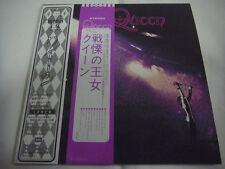 QUEEN-same JAPAN Mini LP CD w/PROMO OBI Freddie Mercury Brian May Roger Taylor