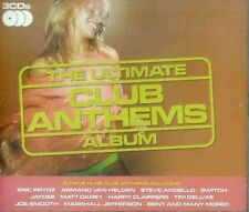 Various - The Ultimate Club Anthems Album - 3xCD Comp